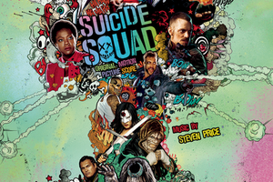 Are We Friends or are We Foes? - Suicide Squad OST (Steven Price)