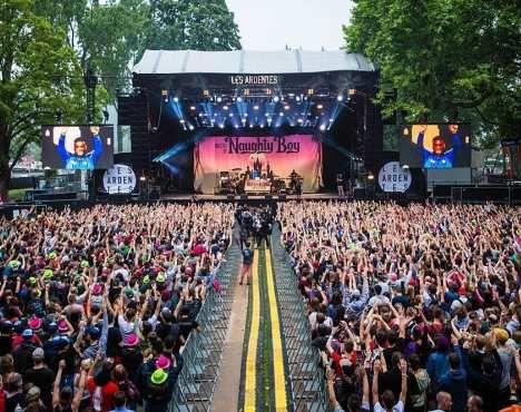 """Fimalac Entertainment entre au capital du Festival """"Les Ardentes"""" en Belgique"""