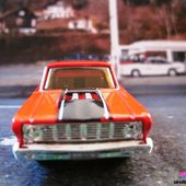 65 FORD RANCHERO HOT WHEELS 1/64 - car-collector.net