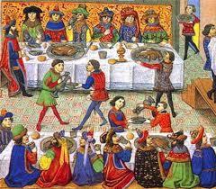 TOC: Manger à la table d'Esclarmonde de Foix