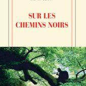 Sur les chemins noirs - Blanche - GALLIMARD - Site Gallimard