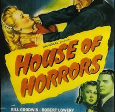 House of Horrors de Jean Yarbrough