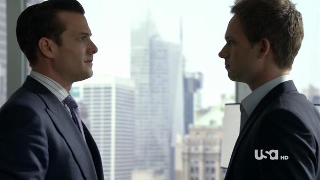 Critiques Séries : Suits. Saison 1. Episode 2. Errors and Omissions.