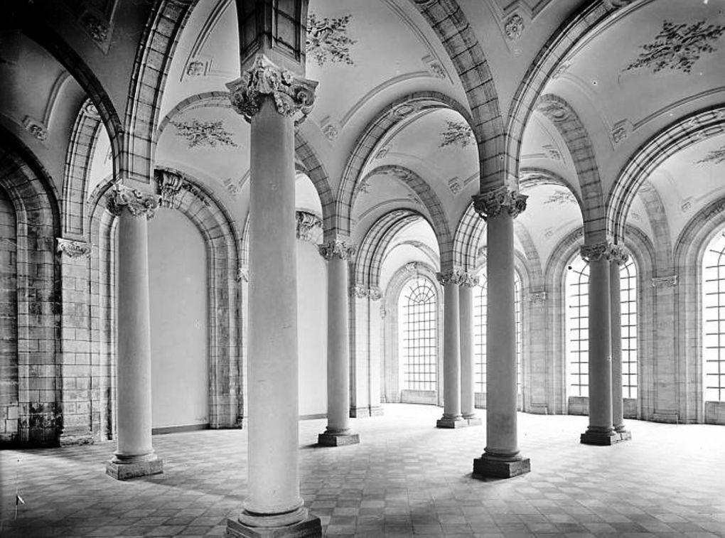 1937.  (source : Ministère de la Culture, Médiathèque de l'architecture et du patrimoine, dist. RMN-GP)