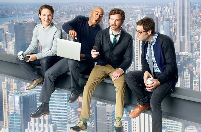 Critiques Séries : Men At Work. Saison 1. BILAN.