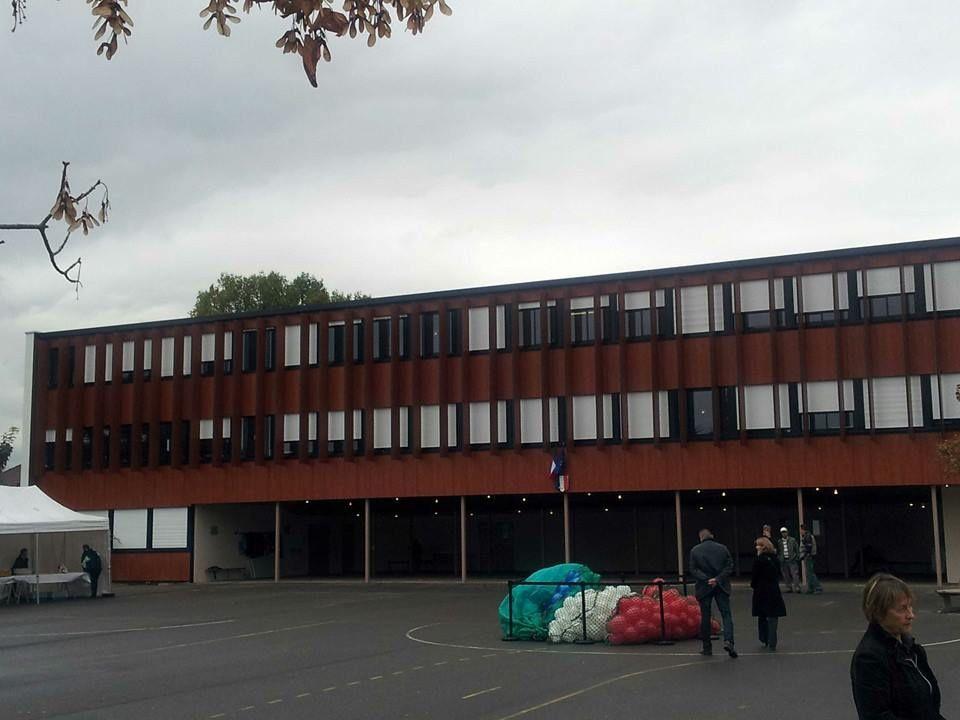 Réhabilitation du groupe scolaire Jean Moulin