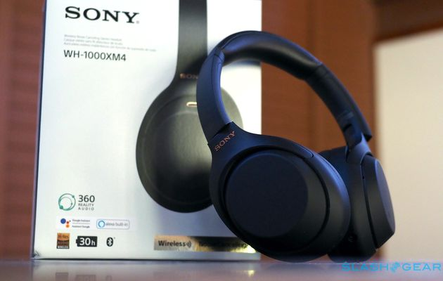Review of Sony WH-1000XM4 Industry Leading Wireless Noise Cancelling Headphones