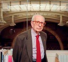 Claude Levi-Strauss a 100 ans