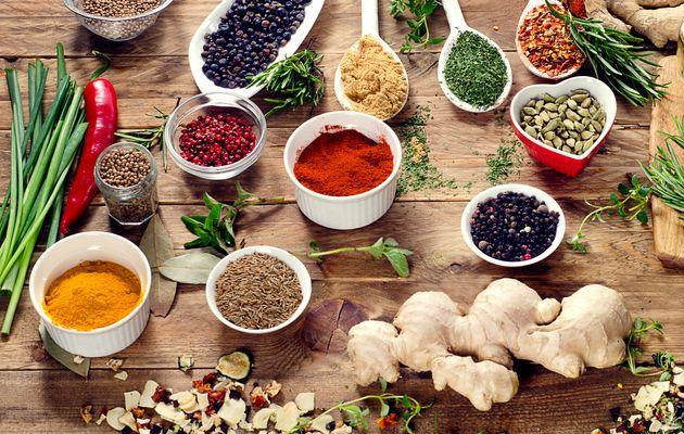 Nos sels, condiments et épices