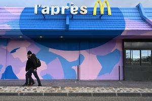 Un fast-food social dans un ancien McDonald's