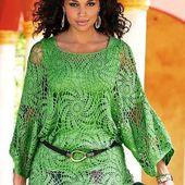 Crochet , pull 1 2 3 soleil - La Grenouille Tricote
