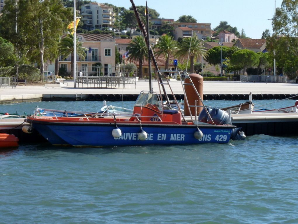 MISTRAL , Port de Saint Mandrier