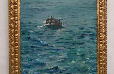 Edouard Manet, L'évasion de Rochefort