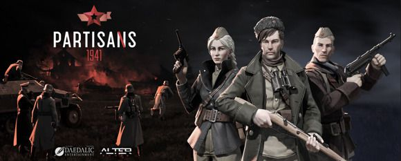 [ACTUALITE] Partisans 1941 - Disponible sur Steam