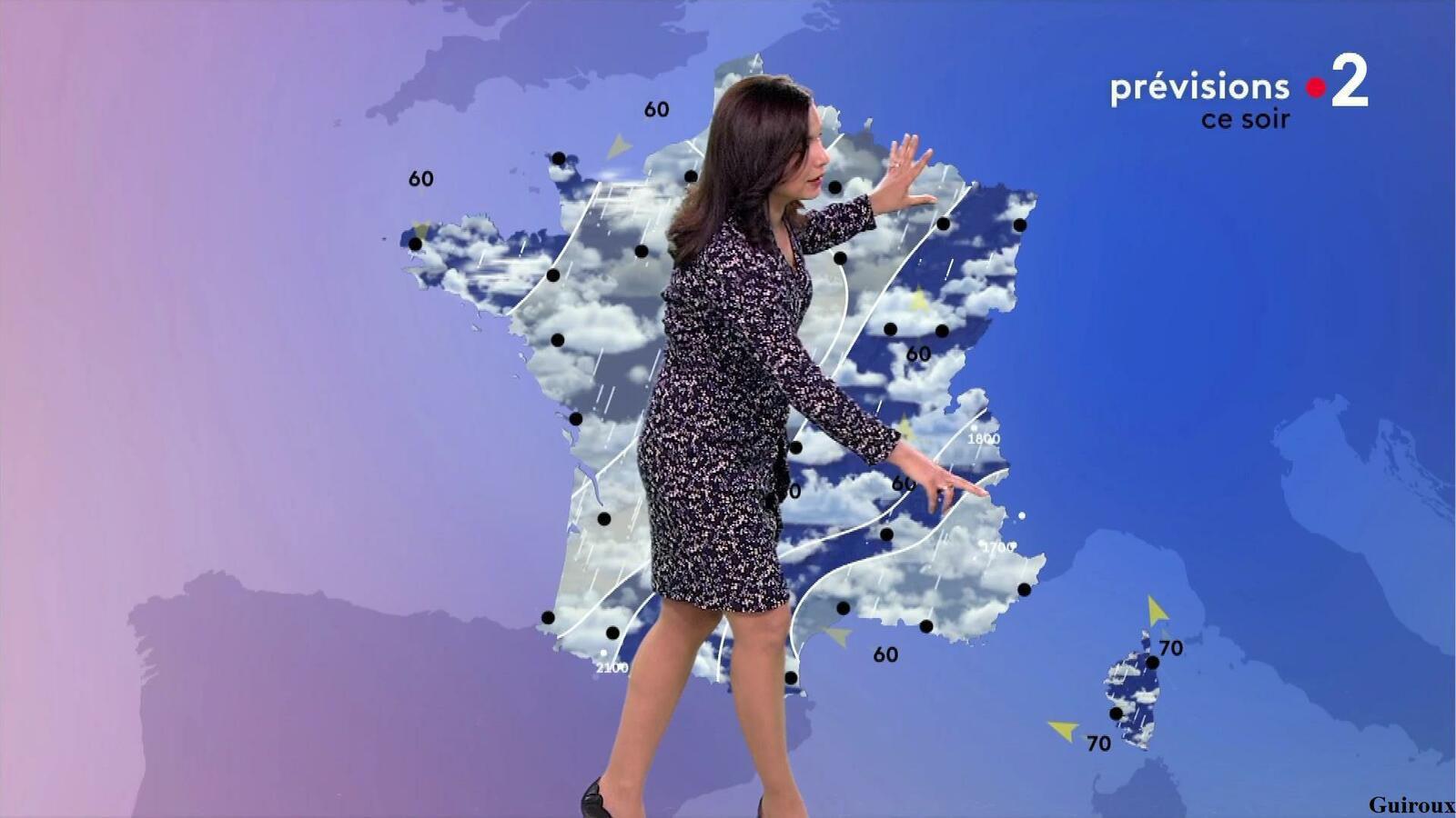 Anaïs Baydemir 10/04/2021 Journaux météo du midi