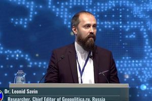 """Dr. Leonid Savin:  """"Any attack on Russian ally is an indirect attack on Russia"""""""