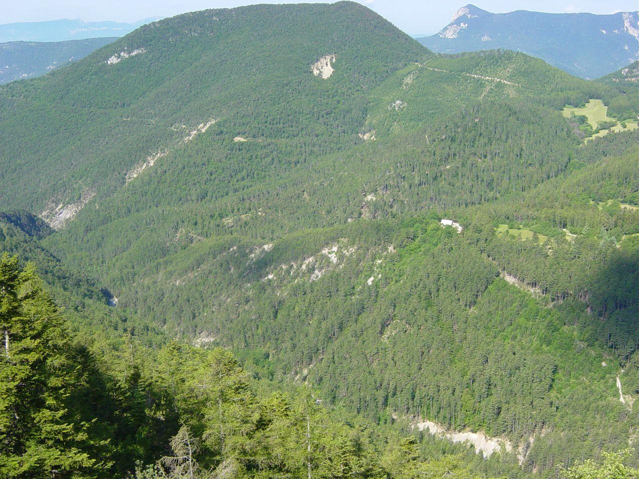 vallée de la Sigouste en 2021