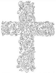 Etude du son OI   - la croix