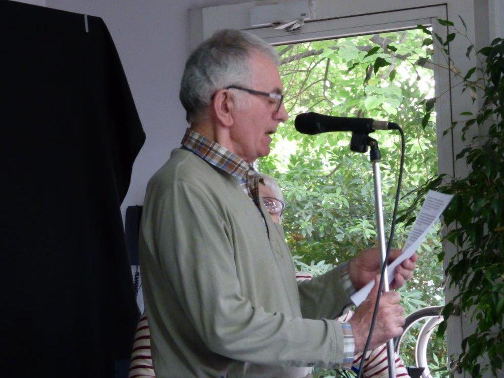 La journée de la poésie autour de Ferrat et Aragon  organisée par Provence-poésie