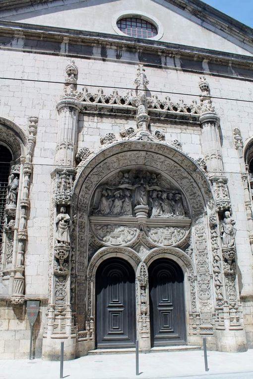 Une journée au centre de Lisbonne