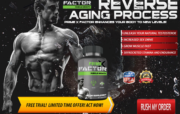 Prime X Factor:-Enhance Muscles with New Level of Energy!!!