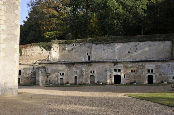 La maison natale de RONSARD, dans le Vendômois.