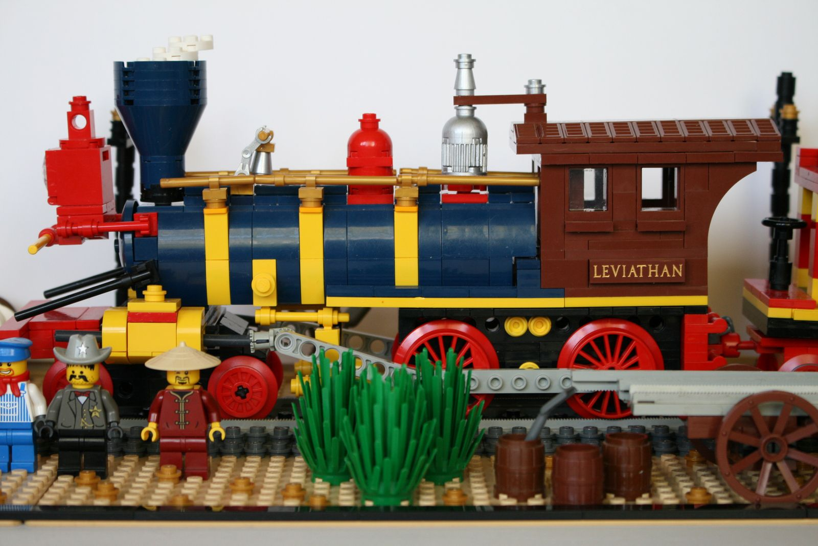 The First Transcontinental Railroad 1863 - 1869