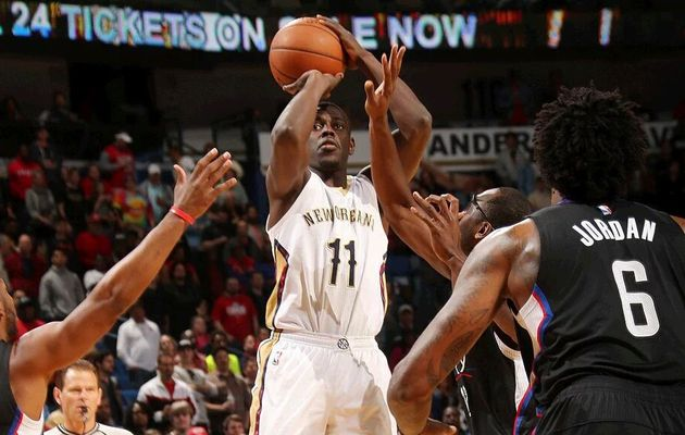 New Orleans s'offre les Clippers