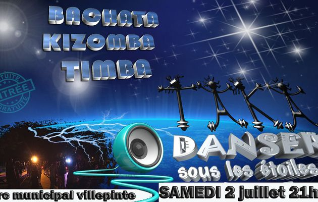 Salsa à Villepinte: samedi 2 juillet 2016