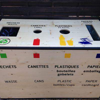 Gérer ses déchets : le principe des 4RV-E