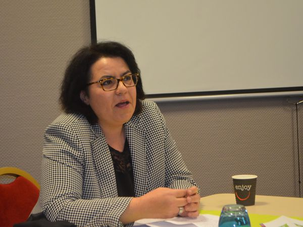 Femmes entrepreneures: avocate française et espagnole