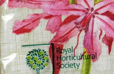 Royal Horticultural Society by Caspari - Servilletas