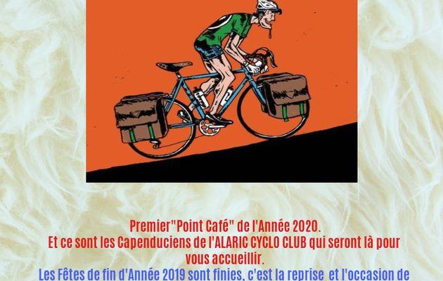 Dimanche 5 janvier : 1° Point Café de l'Année à CAPENDU