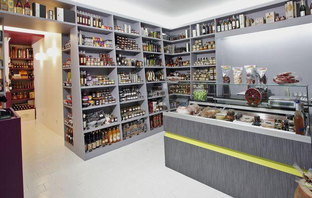 Une épicerie fine pour des produits très sélectionnés