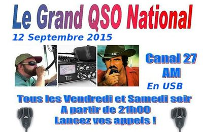 12-09-2015 QSO National du canal 27