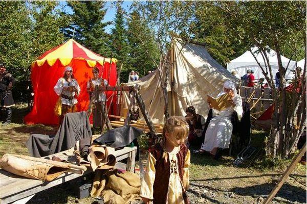 La Feste Médiévale de Saint-Marcellin