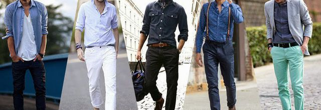 Essential Men's Clothing that Every Man Should Have