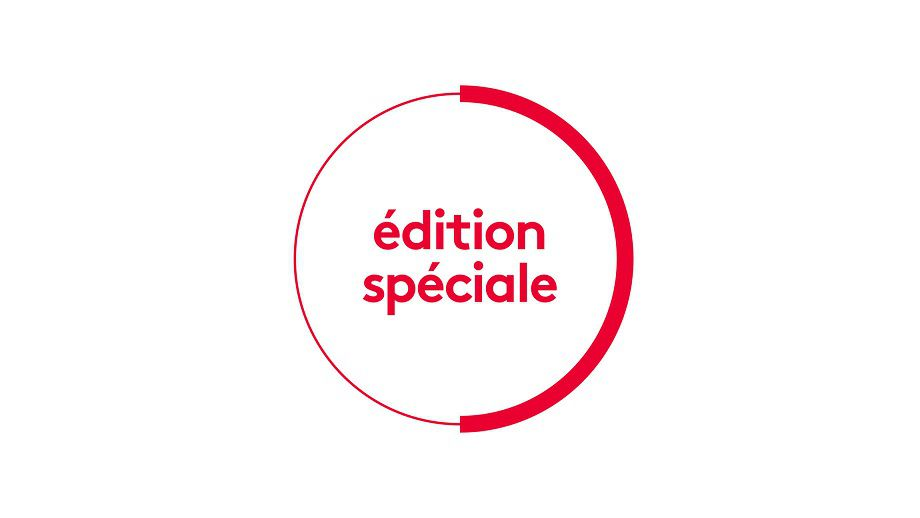 """Edition Spéciale - France 2"" (© FTV)"