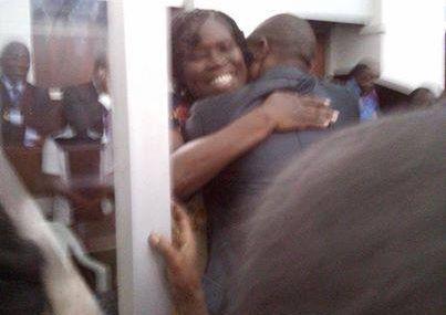 Simone Gbagbo ce matin au tribunal / #GoDuMoment