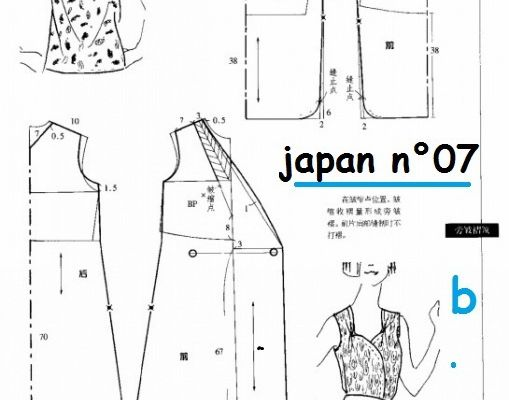 c'japan n° 07b : encolure croisée.