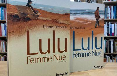 Étienne Davodeau : Lulu femme nue