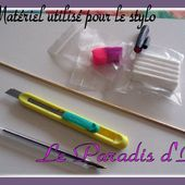 Tuto pour stylos fimo - Le Paradis d'Isa