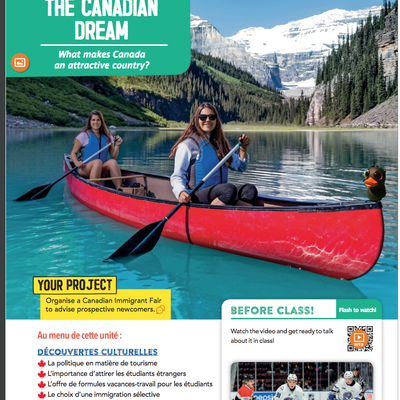 Term GN2 THE CANADIAN DREAM
