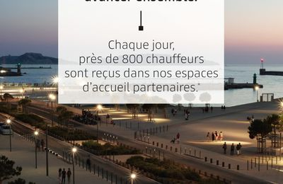 Uber lance sa campagne publicitaire !