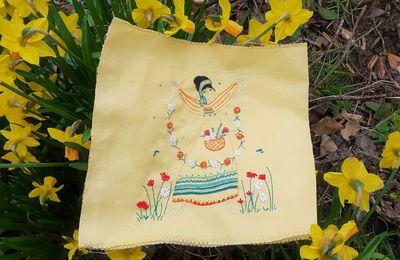 Agenda textile 2021 ; Mars, le printemps arrive