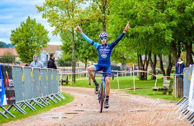 Cyclo-cross : Quentin Navarro s'impose à Ambert pour l'ouverture de la saison - Quentin Navarro n'a pas laissé échapper la victoire ce samedi pour l'ouverture de la saison de cyclo-cross à Ambert, où le Puydômois d'adoption est invaincu depuis 2016 + classement et photos de Clémence Ondet...