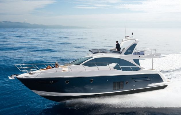 Power Boat of the Year 2015 - l'Azimut 50 Fly, motor-yacht de l'année