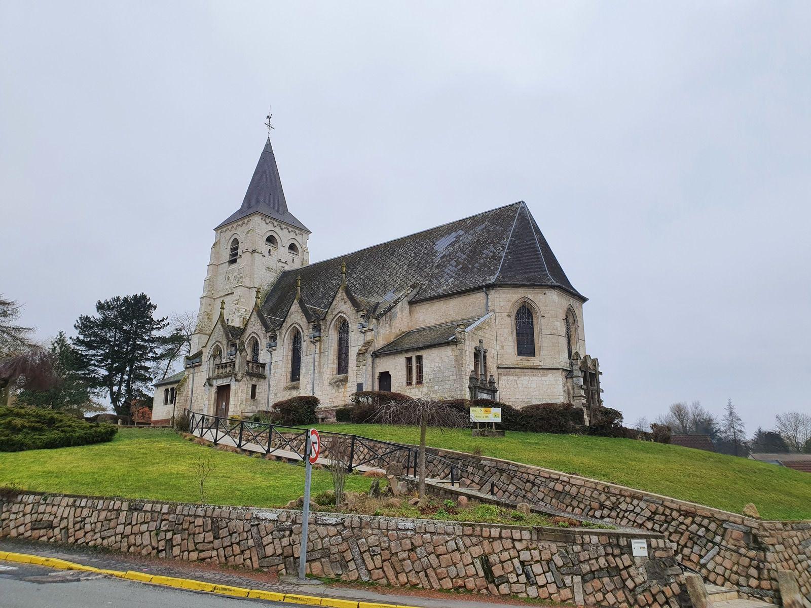 Église Saint-Martin de Bouvigny-Boyeffles