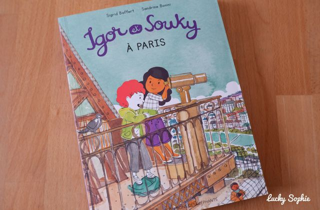 Igor et Souky à Paris ♥