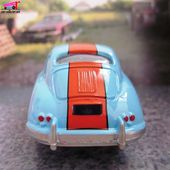 PORSCHE 356 COUPE 2 PORTES ELIGOR ERIA 1/43 - car-collector.net